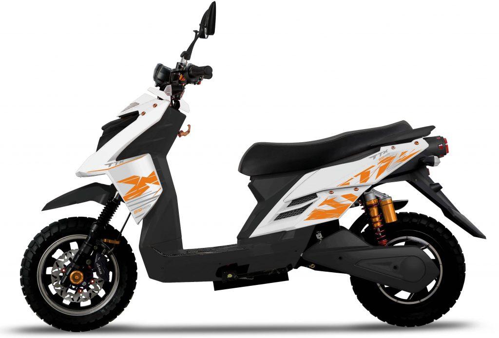 KSR Moto TTX Elektroroller